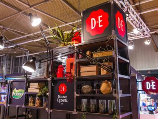 Douwe Egberts SME Modular Stand Concept