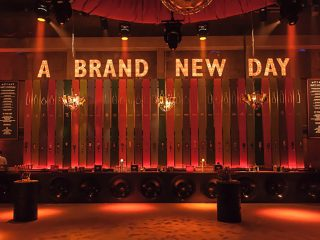 A Brand New Day Event Bar