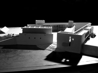 Design of a Contemporary Monastery - Thesis